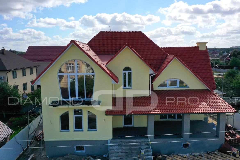 Авторський родинний будинок 331,6 м2 Софіївська Борщагівка
