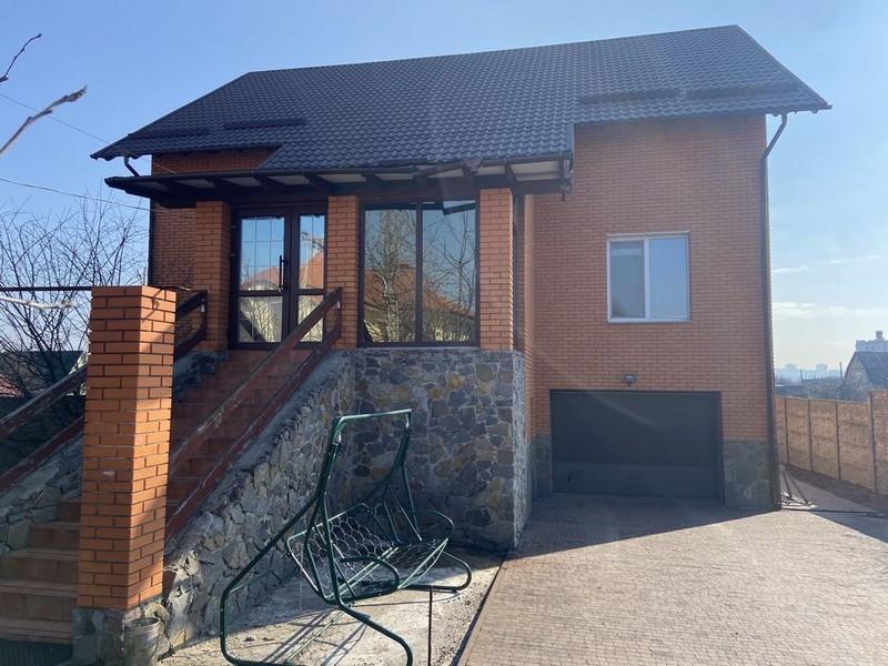 Будинок 388 м2 вул. Полева Петропавлівська Борщагівка