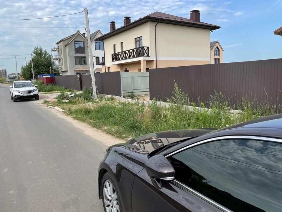 Продам ідеальну ділянку 5 соток по вул. Райдужна 79 в Софіївській Борщагівці