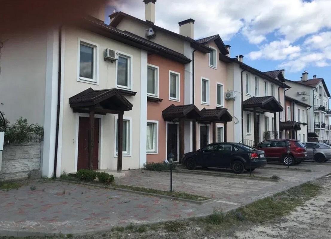 Таунхаус з ремонтом та меблями 156 м2 Петропавлівська Борщагівка