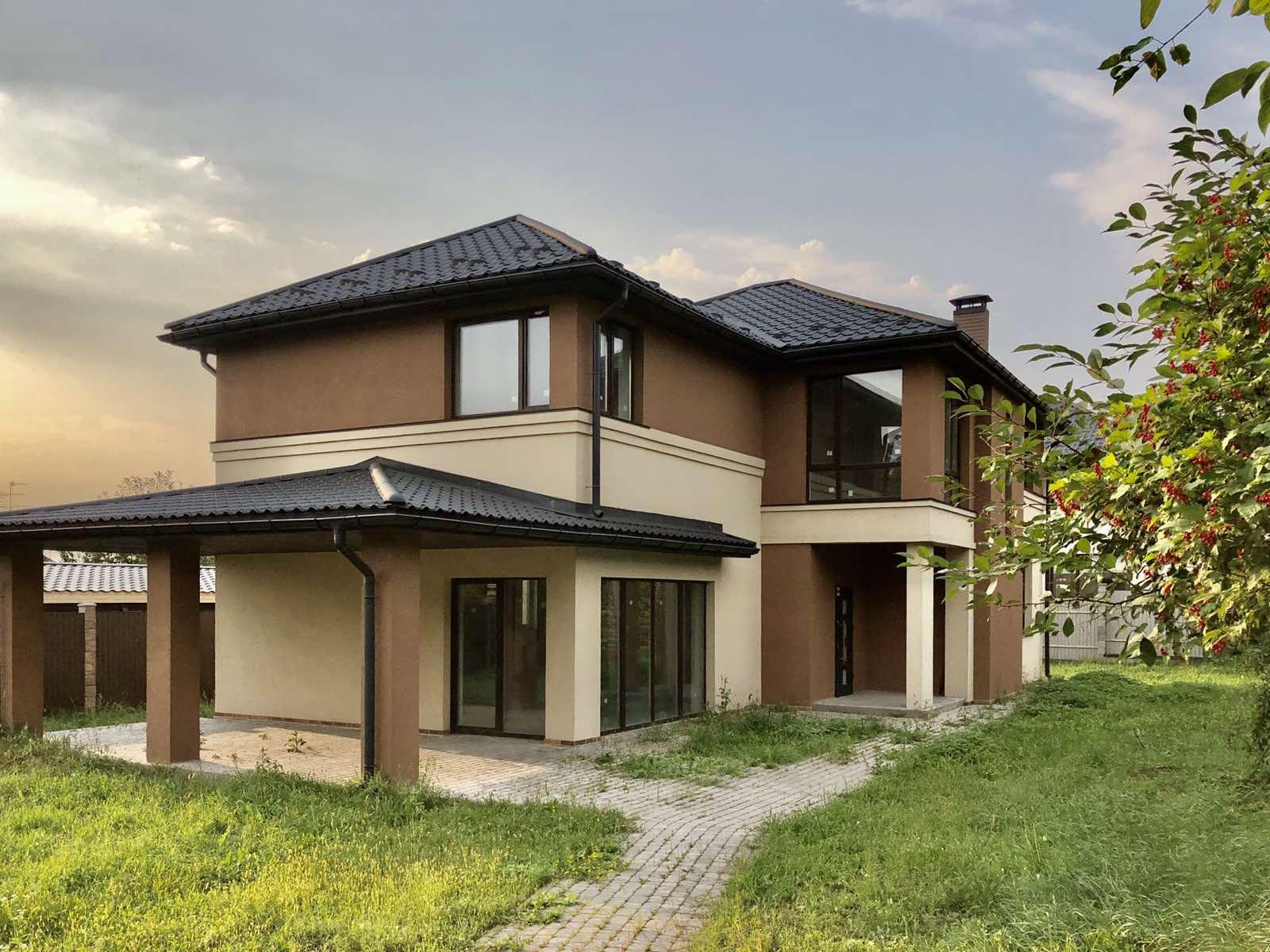 Елітний будинок біля лісу та озера 205 м2 на 13 сотках землі
