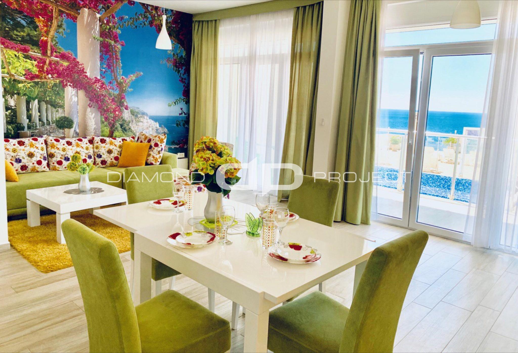 Продаж апартаментів в ЖК Sky Fort – Зелений апартамент